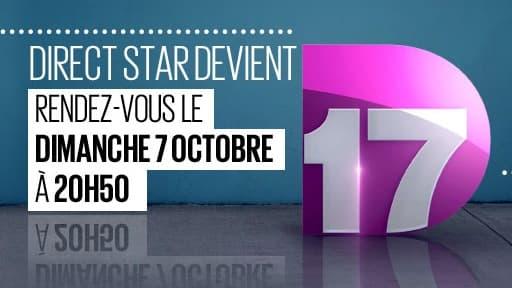 La chaîne TNT s'est successivement appelée Europe 2 TV, Virgin 17, Direct Star et D17
