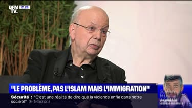 """Patrick Buisson exhorte la droite à ne pas """"s'enrôler dans une croisade contre l'islam"""""""