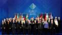 Les dirigeants du G20 réunis au Mexique ont tenté mardi de convaincre les marchés financiers que la zone euro était en mesure de jeter les bases d'une refonte de son système bancaire, dans l'optique de régler l'interminable crise de la dette souveraine et