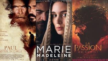 """Depuis """"La Passion du Christ"""", on ne compte plus les films abordant la foi chrétienne au cinéma."""