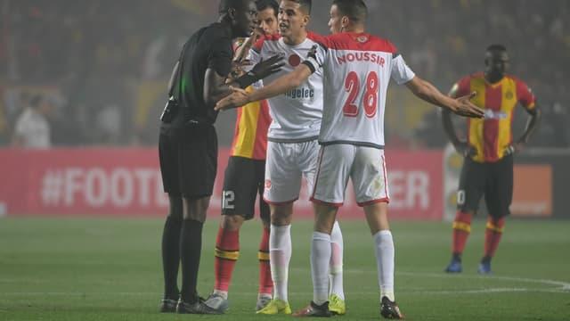 Espérance Tunis-Wydad Casablanca