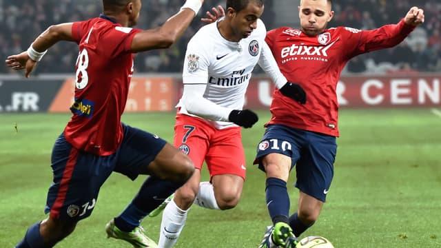Lucas et le PSG iront à Lille