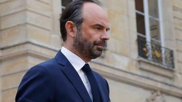 """""""Cette revalorisation va bien au-delà des personnes qui sont justes au Smic"""", a souligné Édouard Philippe."""