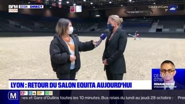 Lyon: le grand retour du salon Equita pour cinq jours