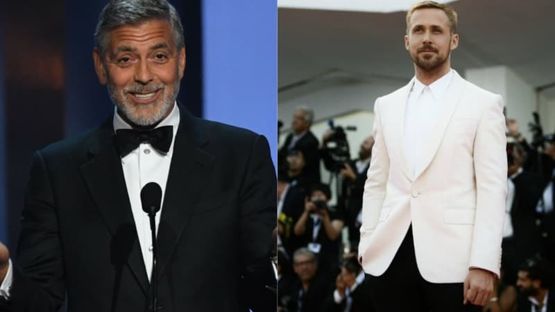"George Clooney a failli être la star de ""The Notebook"", à la place de Ryan Gosling"