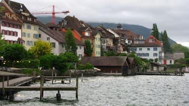 La ville de Zoug compte un peu plus de 27.000 personnes