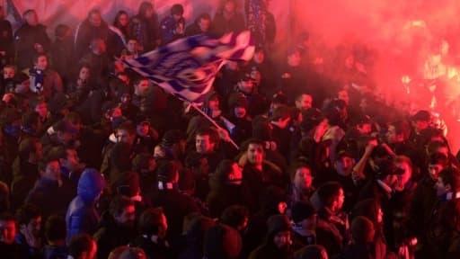 La stade Furiani de Bastia