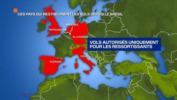 Je suis déçu... . Les-restrictions-mises-en-place-en-Europe-pour-les-vols-depuis-le-Bresil-1006197