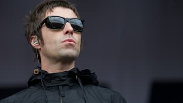 Liam Gallagher le 28 juin 2013