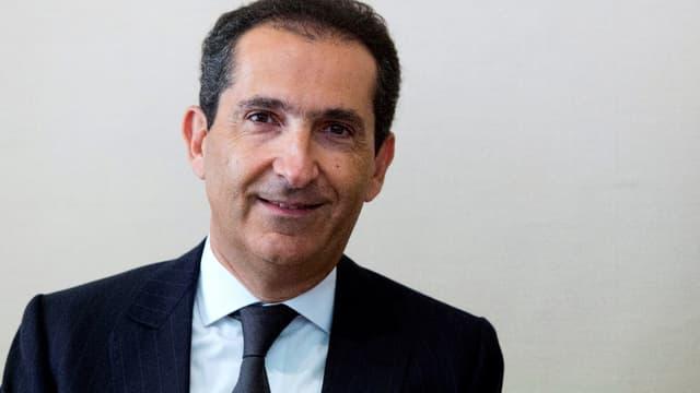 Patrick Drahi, fondateur d'Altice.