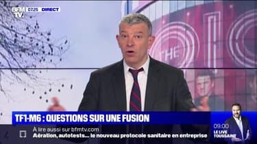 TF1-M6 : questions sur une fusion - 18/05
