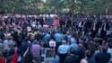 La cérémonie en hommage aux victimes du 11-Septembre a commencé à Ground Zero en présence des présidents Joe Biden, Barack Obama et Bill Clinton.
