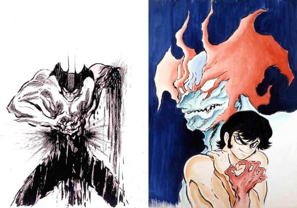 Devilman de Go Nagai