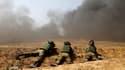 Des soldats israéliens déployés à la frontière