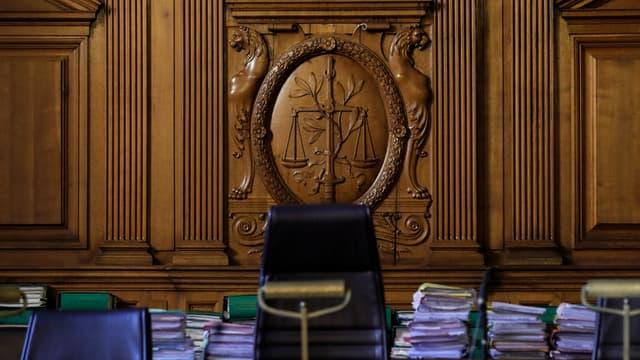 Palais de justice (PHOTO D'ILLUSTRATION).