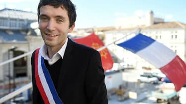 """Julien Sanchez, maire FN décide de nommer une """"rue du Brexit"""", dans sa commune du Gard. (Photo d'illustration)"""