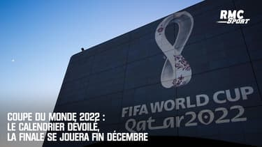 Coupe du Monde 2022 : Le calendrier dévoilé, la finale se jouera fin décembre