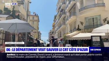 Alpes-Maritimes: le département veut sauver le Comité Régional de Tourisme Côte-d'Azur