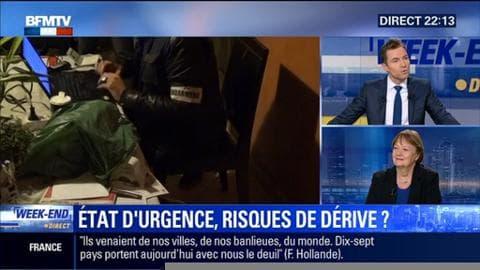 Attentats de Paris: L'état d'urgence représente-t-il une menace pour nos libertés ?