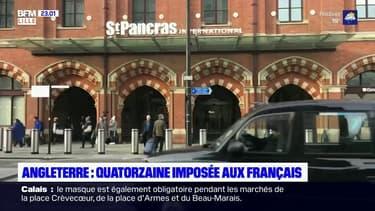 Coronavirus: une quatorzaine imposée aux Français au Royaume-Uni