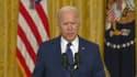 Joe Biden s'adresse aux Américains après le double-attentat à Kaboul.