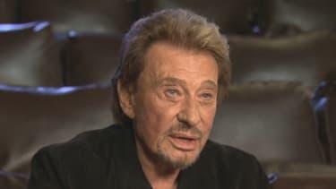 Johnny Hallyday confie son enthousiasme de partir en tournée avec Eddy Mitchell et Jacques Dutronc