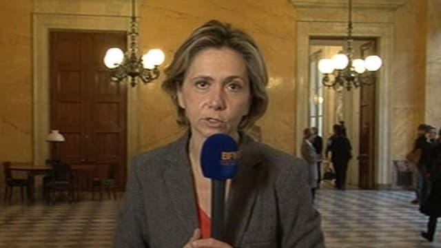 Valérie Pécresse a réagi ce mardi sur BFMTV aux propos de Manuel Valls.