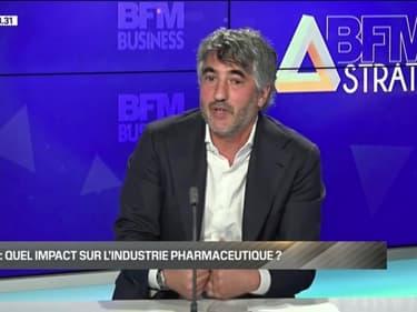 BFM Stratégie (Cours n°139): Quel impact du Covid sur l'industrie pharmaceutique ? - 10/04