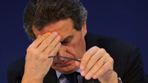 Jean-Cyril Spinetta devrait annoncer qu'il quitte ses fonctions