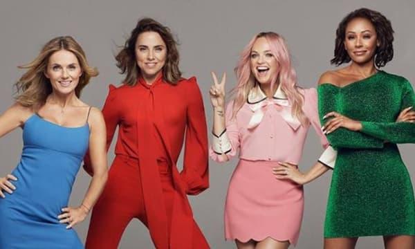 Les Spice Girls vont repartir en tournée en 2019
