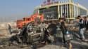 Théâtre de l'attentat-suicide, mardi 18 septembre à Kaboul