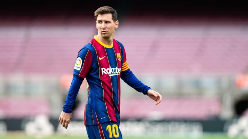 Les raisons du départ de Messi du Barça