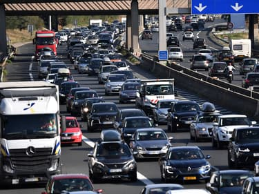 Trafic chargé ce week-end
