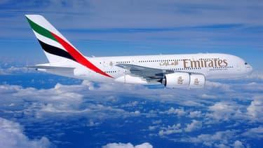 Emirates a commandé pour 50 A380 au salon de Dubaï en novembre dernier.