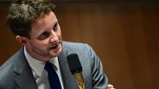 Clément Beaune, secrétaire d'Etat aux Affaires européennes