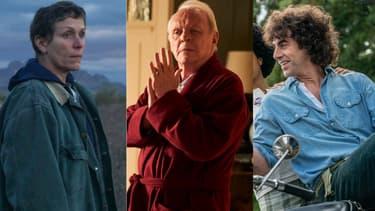 """""""Nomadland"""", """"The Father"""" et """"Les Sept de Chicago"""", les favoris des Oscars 2021"""