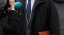 """Le ministre de la Défense, Alain Juppé, a dit espérer que Mouammar Kadhafi """"vive ses derniers moments de chef d'Etat en Libye"""" et a réclamé un durcissement des sanctions, en raison de la répression des manifestations d'opposants au régime. /Photo prise le"""