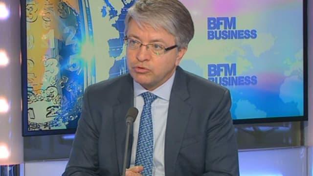 Jean-Laurent Bonnafé était l'invité de BFM Business, ce vendredi 31 octobre