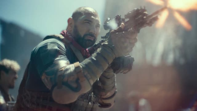 """Dave Bautista dans """"Army Of The Dead"""""""