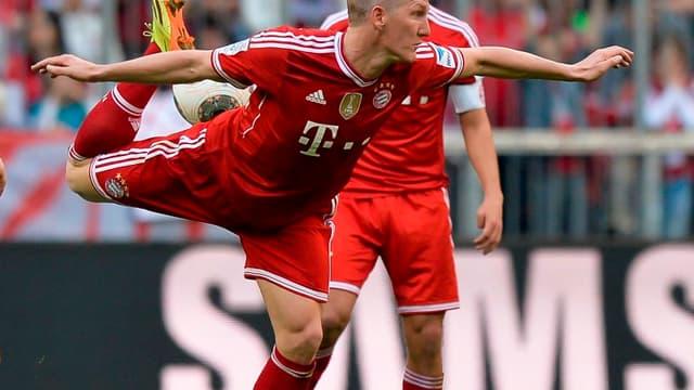 Bastian Schweinsteiger - Philipp Lahm