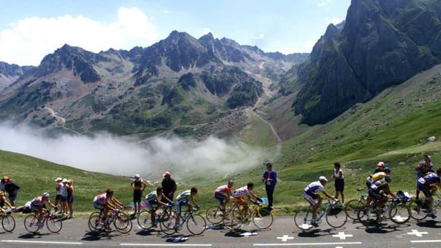 Le Col du Tourmalet, le col le plus prestigieux et le plus difficile des Pyrénées