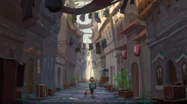 """Un visuel de la série animée """"Gremlins"""""""