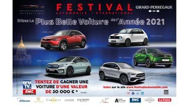 36ème Festival International de l'Automobile