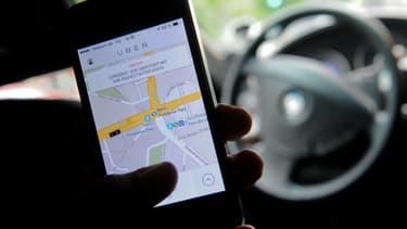 UberPOP a provoqué une colère noire de la part des taxis