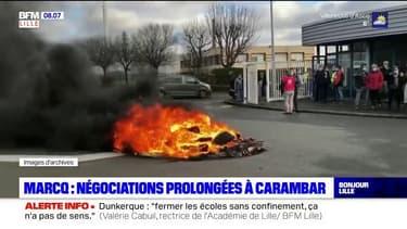 Carambar: les négociations prolongées, la direction se penche sur les salariés qui souhaitent quitter l'entreprise