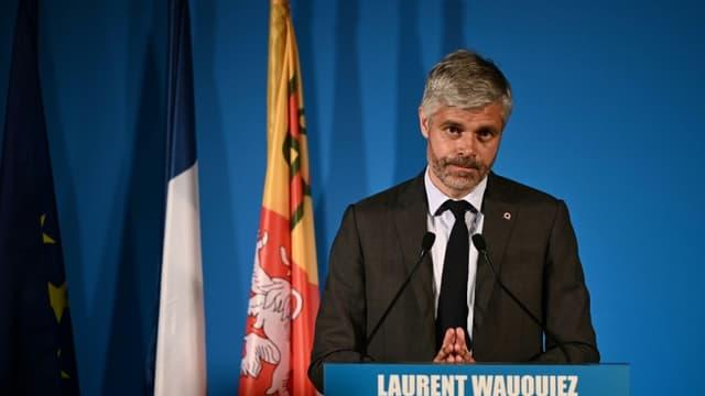Laurent Wauquiez le 27 juin 2021 à Lyon