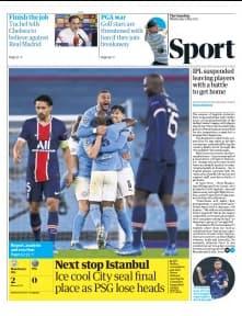 """""""Prochain arrêt: Istanbul"""", lance le Guardian"""