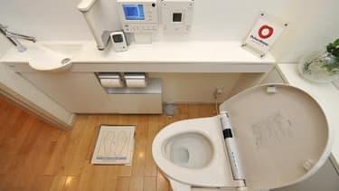 Un Japonais de 68 ans s'est débarrassé des cendres de son épouse défunte dans la cuvette des toilettes d'un supermarché