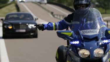 Arrêté pour bonne conduite.. c'est la drôle d'expérience vécue par deux conducteurs ardéchois.