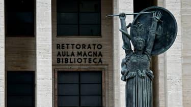 Université Sapienza de Rome (photo d'illustration)